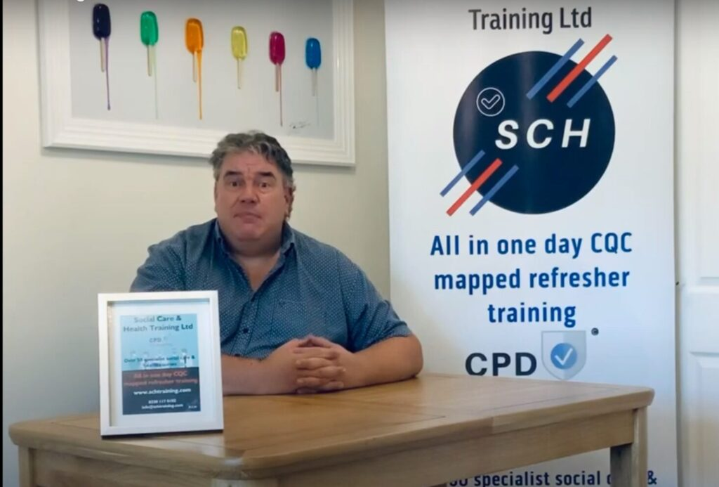 SCHTraining Introduction Video - Health and Social Care Training